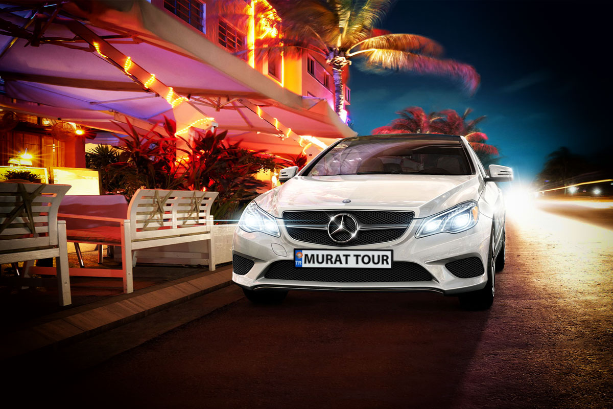 Murat Shipping Car Rental